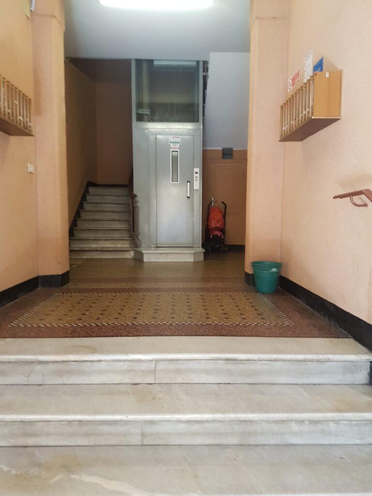 Interno Palazzo - Ascensore